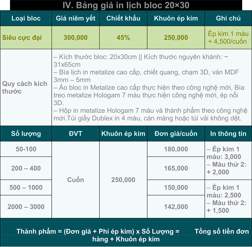 Bảng-giá-in-lịch-block-20x30 tại hcm
